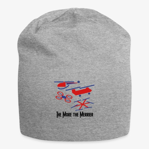 The More the Merrier - Jersey Beanie