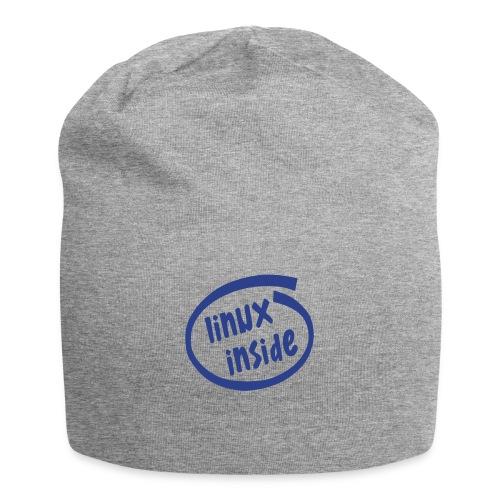 linux inside - Jersey Beanie