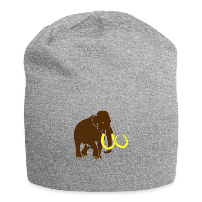 animal t-shirt mammoth ice age cave hunter tusk