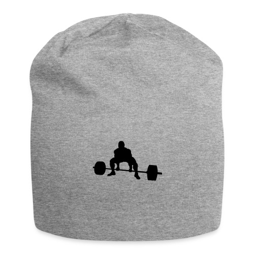 Powerlifting - Jersey Beanie