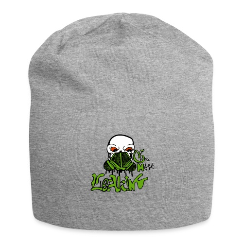 Leaking Gas Mask - Jersey Beanie