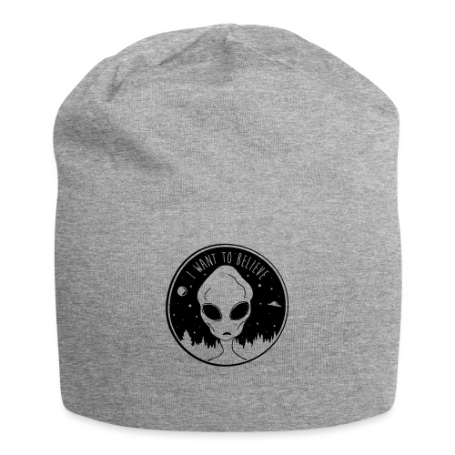 I Want To Believe - Jersey Beanie