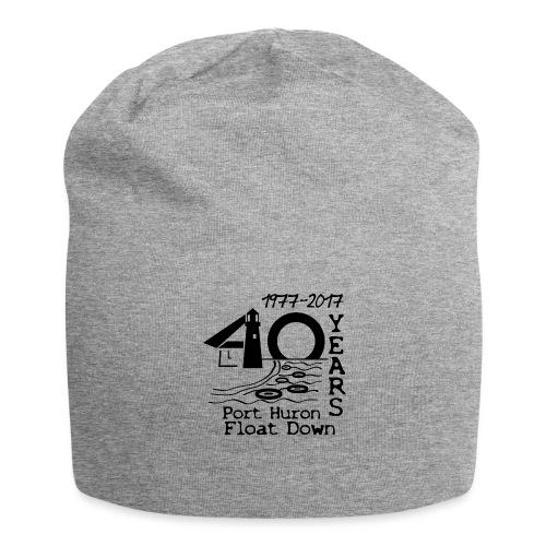 Port Huron Float Down 2017 - 40th Anniversary Shir - Jersey Beanie
