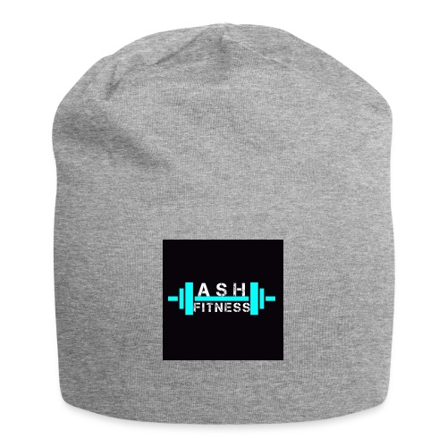ASH FITNESS ACCESSORIES - Jersey Beanie