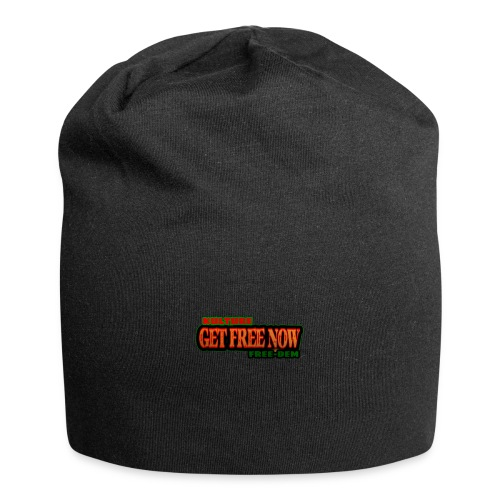The Get Free Now Line - Jersey Beanie