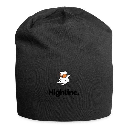 Highline Brewing Logo - Big - Jersey Beanie