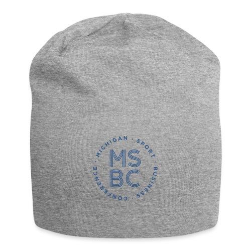 MSBC Circle Logo - Jersey Beanie
