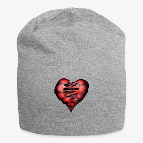 Chains Heart Ceramic Mug - Jersey Beanie