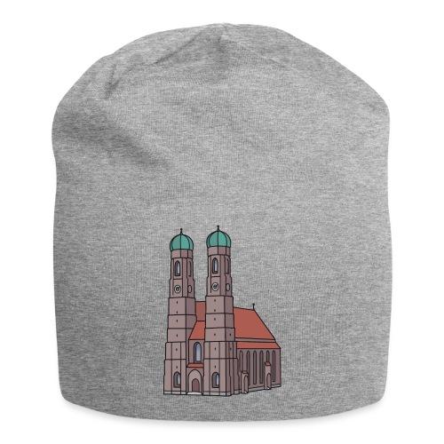 Munich Frauenkirche - Jersey Beanie