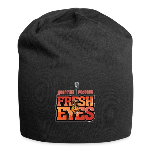 fresh eyes Merch - Jersey Beanie