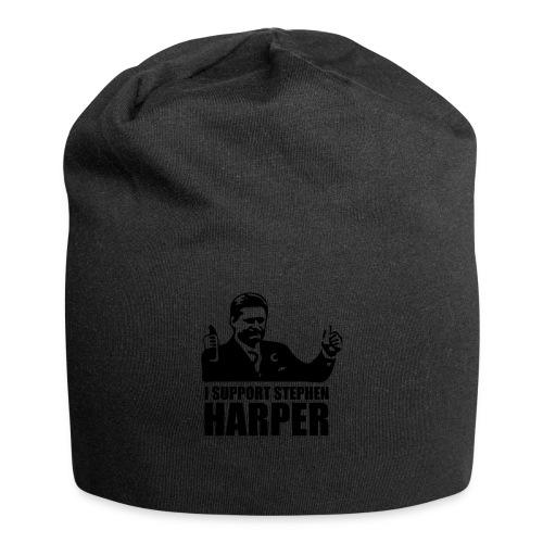 I Support Stephen Harper - Jersey Beanie