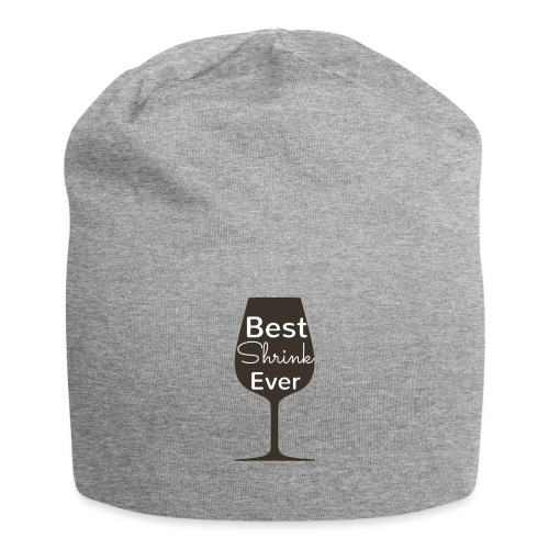 Alcohol Shrink Is The Best Shrink - Jersey Beanie