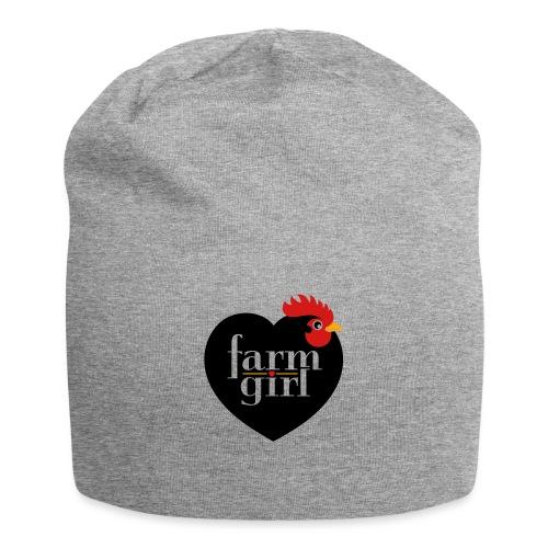 Farm girl - Jersey Beanie