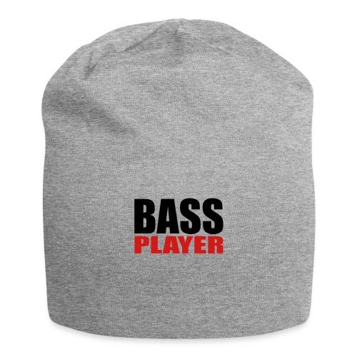 Bass Player - Jersey Beanie