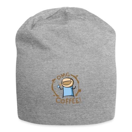 OMG COFFEE - Jersey Beanie