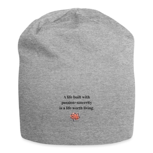 A Life Built - Do Five Things A Day - Jersey Beanie