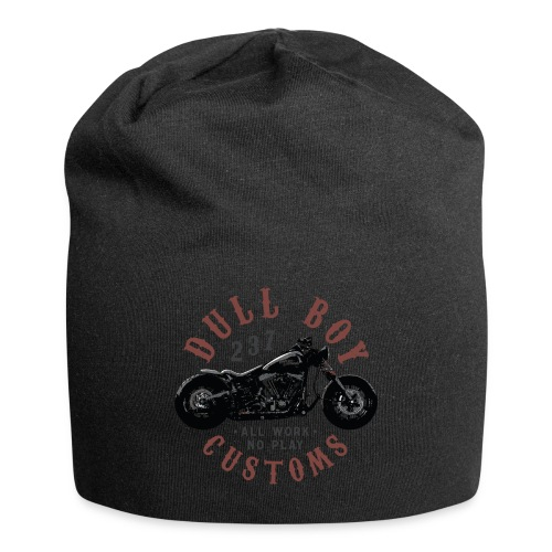Dull Boy Customs 237 - Jersey Beanie