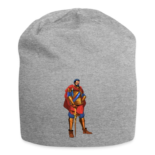king png - Jersey Beanie