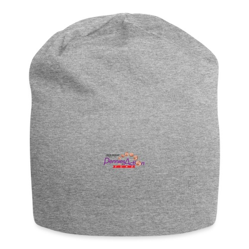 Pennies In Action Logo - Jersey Beanie