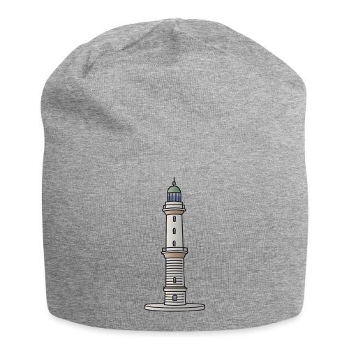 Lighthouse Warnemünde Rostock - Jersey Beanie