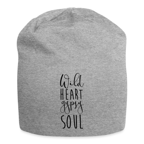 Cosmos 'Wild Heart Gypsy Sould' - Jersey Beanie