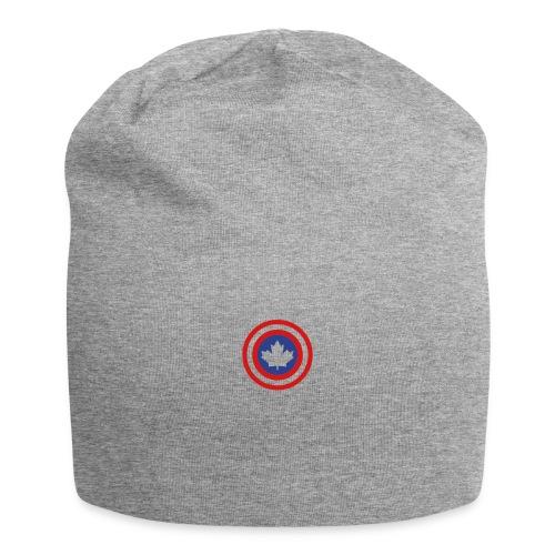 Captain Canada Shield 2 Colour - Jersey Beanie
