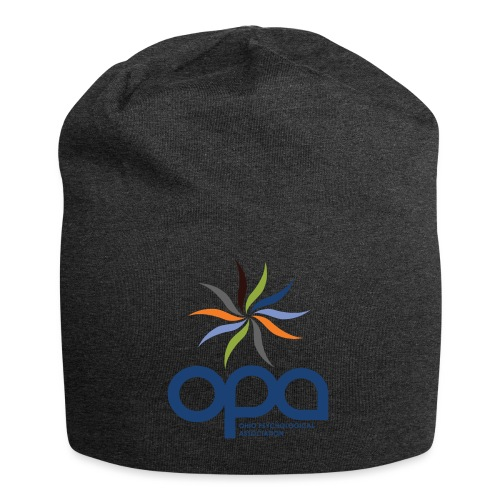 Short-sleeve t-shirt with full color OPA logo - Jersey Beanie