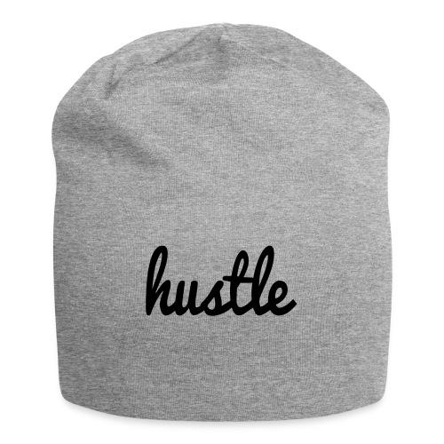 hustle vector - Jersey Beanie