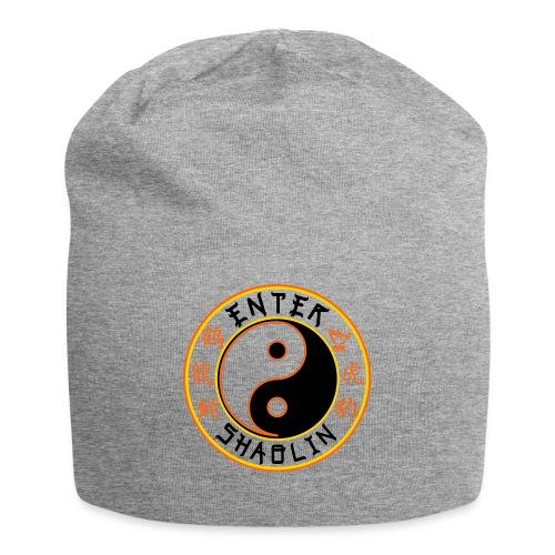 Enter Shaolin Main Logo | Black - Jersey Beanie