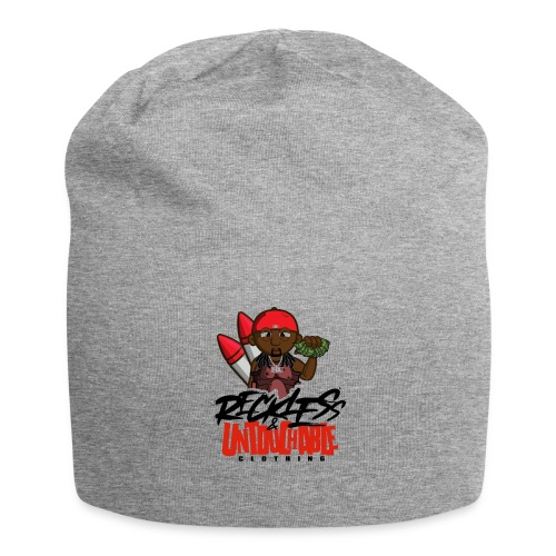 Reckless and Untouchable_1 - Jersey Beanie