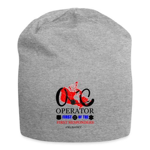 We Are OCC Plus Size - Jersey Beanie