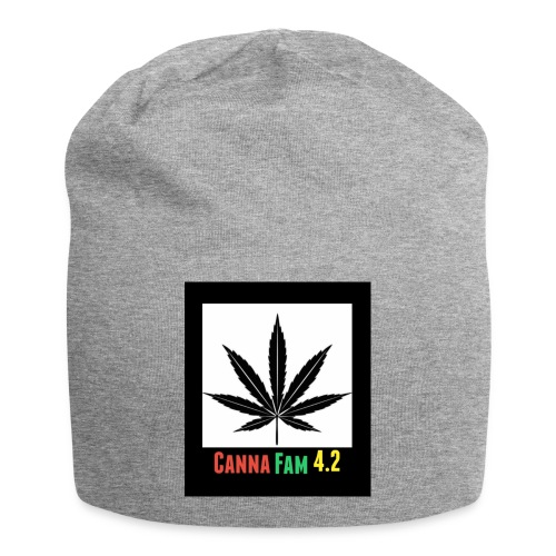 Canna Fams #2 design - Jersey Beanie