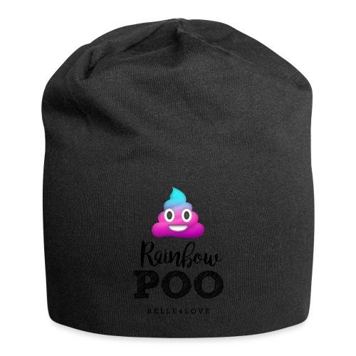 Rainbow Poo - Jersey Beanie