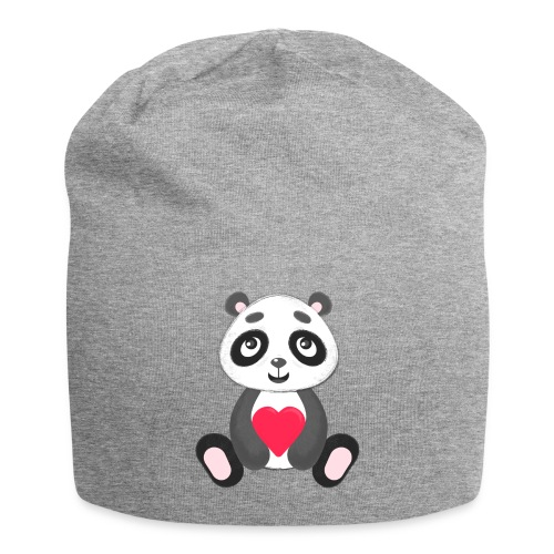 Sweetheart Panda - Jersey Beanie