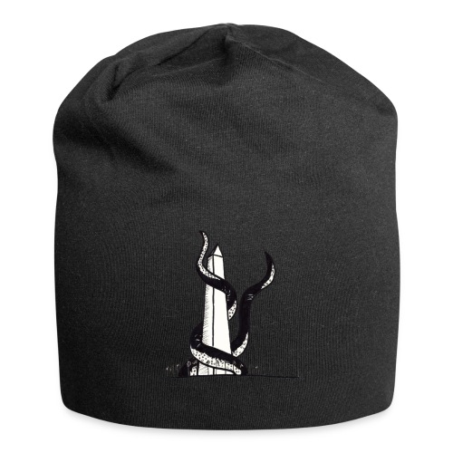 Tentacles on the Washington Monument - Jersey Beanie