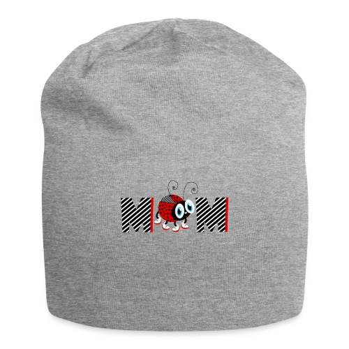 2nd Year Family Ladybug T-Shirts Gifts Mom - Jersey Beanie