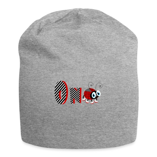 1nd Year Family Ladybug T-Shirts Gifts Daughter - Jersey Beanie