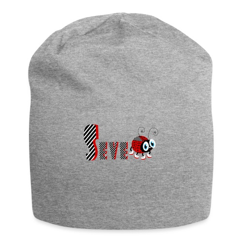 7nd Year Family Ladybug T-Shirts Gifts Daughter - Jersey Beanie