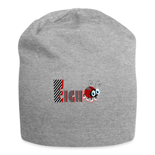 8nd Year Family Ladybug T-Shirts Gifts Daughter - Jersey Beanie