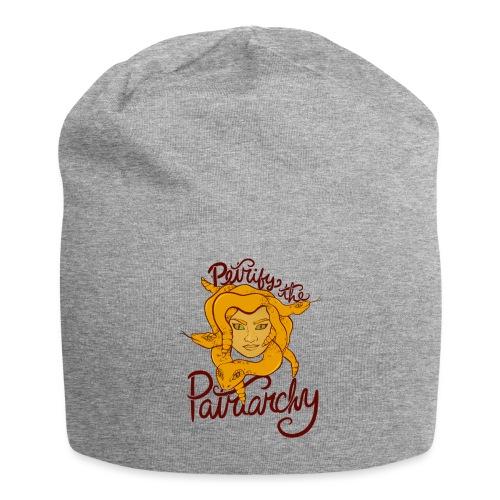 Petrify the patriarchy - Jersey Beanie