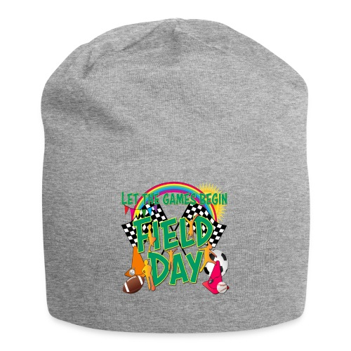 Field Day Games for SCHOOL - Jersey Beanie