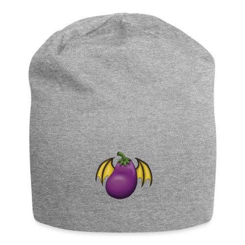 Eggplant Logo - Jersey Beanie