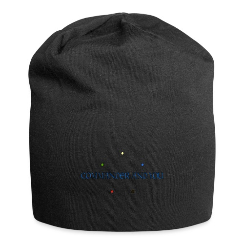 Commander and You Logo - Jersey Beanie