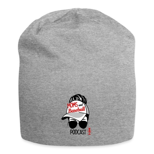 Moms and Baseball - Jersey Beanie
