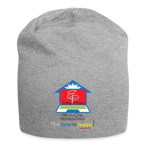 EP Logo with More Time For Happy! - Jersey Beanie