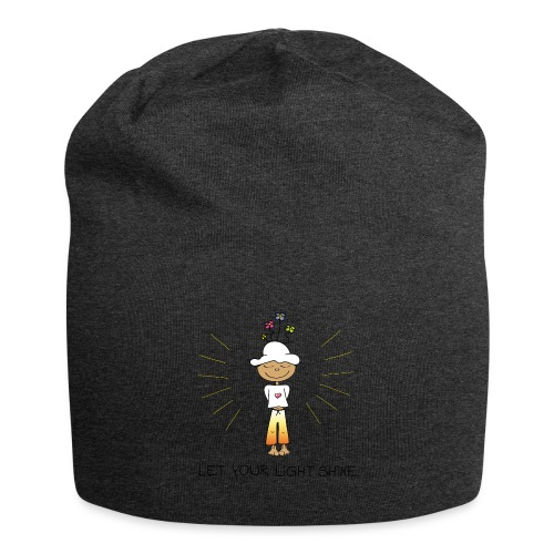 Let your light shine - Jersey Beanie