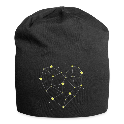 Heart in the Stars - Jersey Beanie