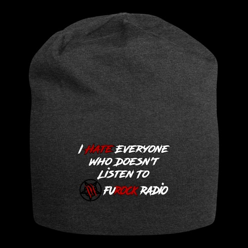 I Hate Everyone - Jersey Beanie