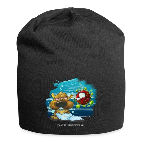 the tragic of life - Jersey Beanie