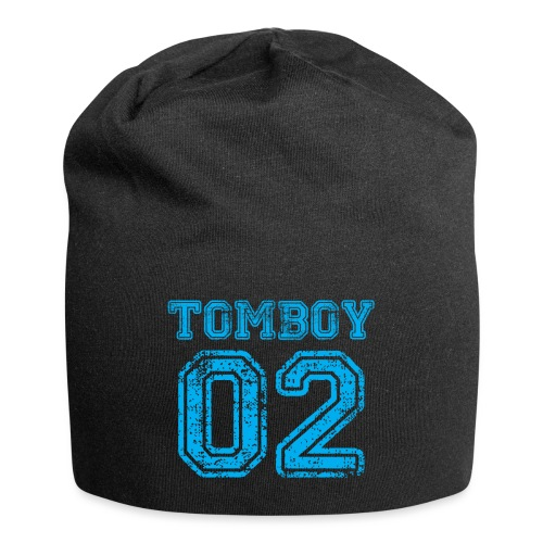 Tomboy02 png - Jersey Beanie